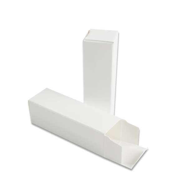 White Carton Box  Wit