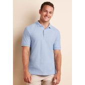 Premium cotton® ring spun classic fit adult double piqué polo