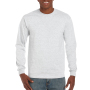 Gildan T-shirt Ultra Cotton LS Ash S