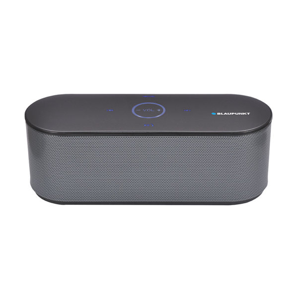 Blaupunkt Touch Based Wireless LED Speaker - black