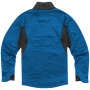 Richmond heren gebreid jack - HEATHER BLUE - S
