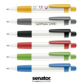 Senator HD print Big balpen Polished basic