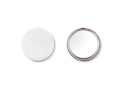 MIRROR - Metalen button