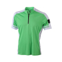 Men's Bike-T Half Zip groen