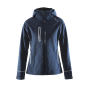 Cortina Softshell Jacket women dark navy l
