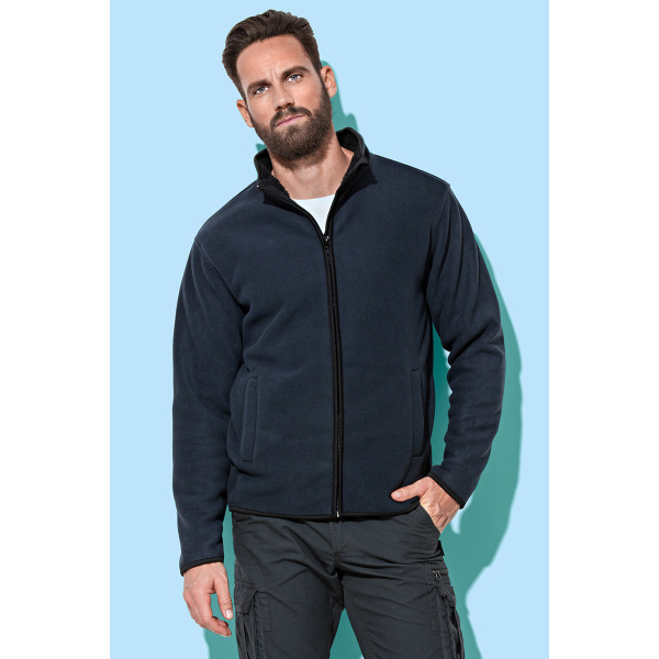 Stedman Jacket Teddy Fleece for him