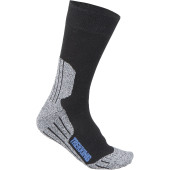 Technical trekking socks