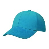 Basic Brushed Cap Aqua