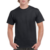 Gildan T-shirt Ultra Cotton SS Black 5XL