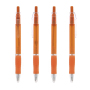 Click Pen NE-orange/Blue Ink