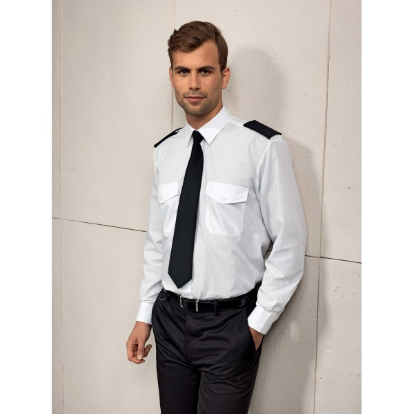 Pilot long sleeved shirt