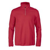 Printer Railwalk Fleece halfzip Red 5XL