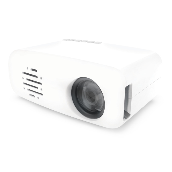 LED Pocket Projector - white