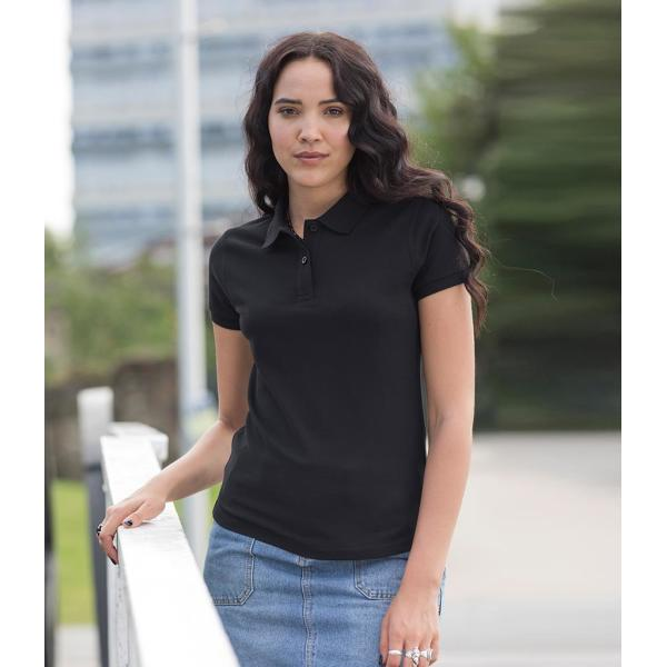 AWDis The 100 Cotton Ladies Piqué Polo Shirt