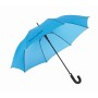 "Autom. golf umbrella,""Subway"", sky blue"