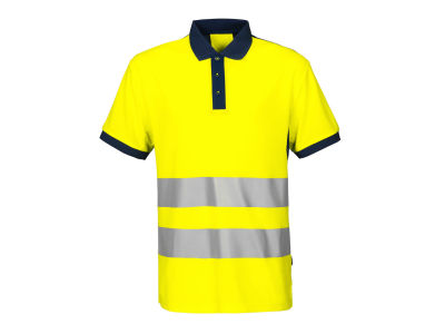 6008 pique Yellow/navy 4XL