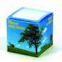 Cube Tree, robinia (4 languages), incl. 1-4 c digital printing