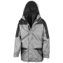 Alaska 3-in-1 Jack - Grey/Black