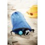 Strandtas BIG STORAGE - blauw