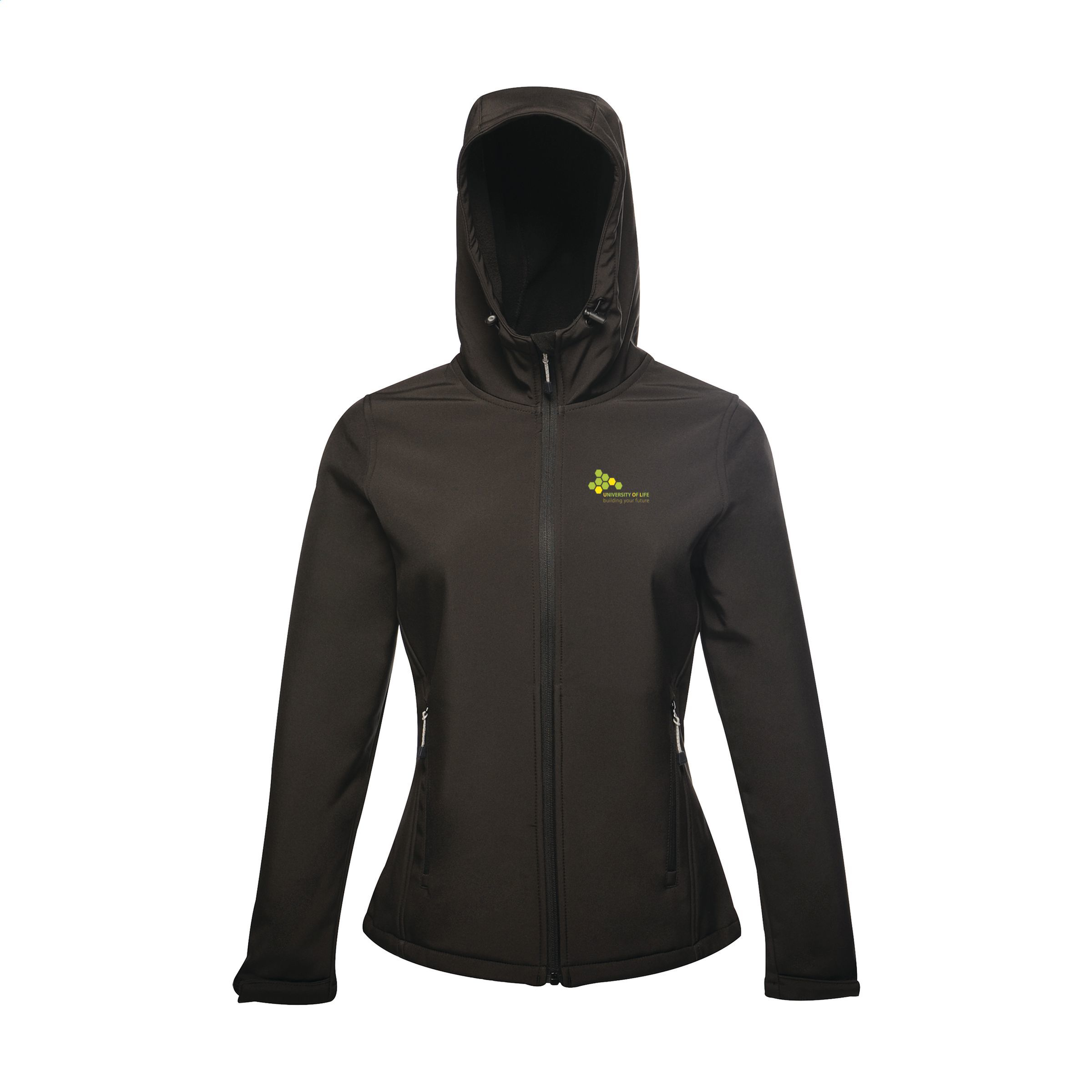 Regatta StandOut Arley Hooded Softshell Jack dames