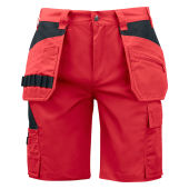 Projob 5535 WORKER SHORTS RED C54