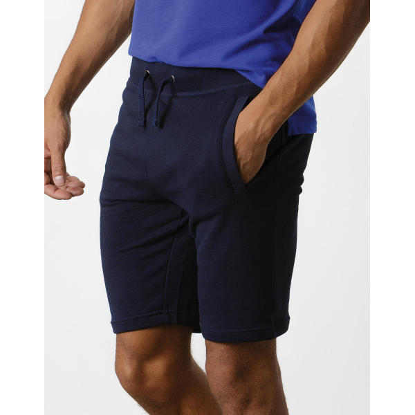 Slim Fit Sweat Short