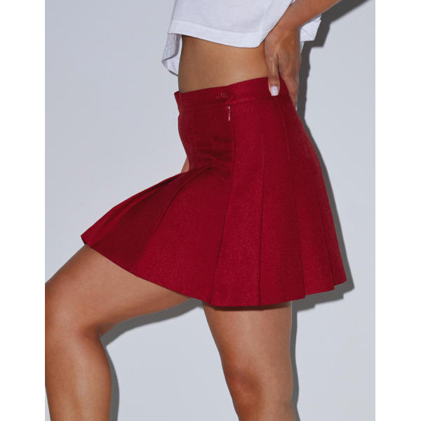 Women's Gabardine Tennis Skirt