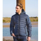 Soft padded jacket