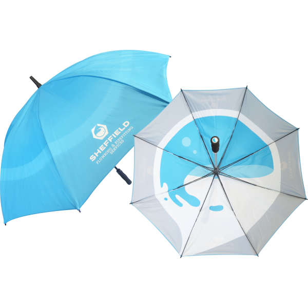 23inches double layer umbrella