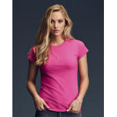 Women's Fitted Fashion Tee
