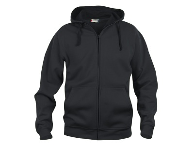 Basic Hoody Full Zip Men's Sweatshirts