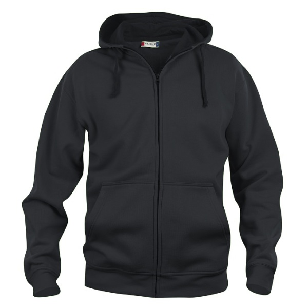 Clique Basic Hoody Full Zip Sweater Sweatshirts