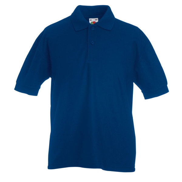 65/35 KIDS POLO 63-417-0 - Kids Polo Shirt 170/180 g/m2