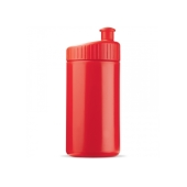 Sportbidon design 500ml - Rood
