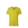 Men's Heather T-Shirt geel-melange
