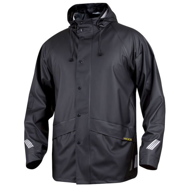 4430 RAIN JACKET BLACK 3XL