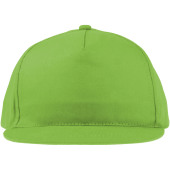 Baseball 5 panel cap - Appelgroen