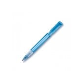 Balpen S40 Grip Clear transparant - Transparant Blauw