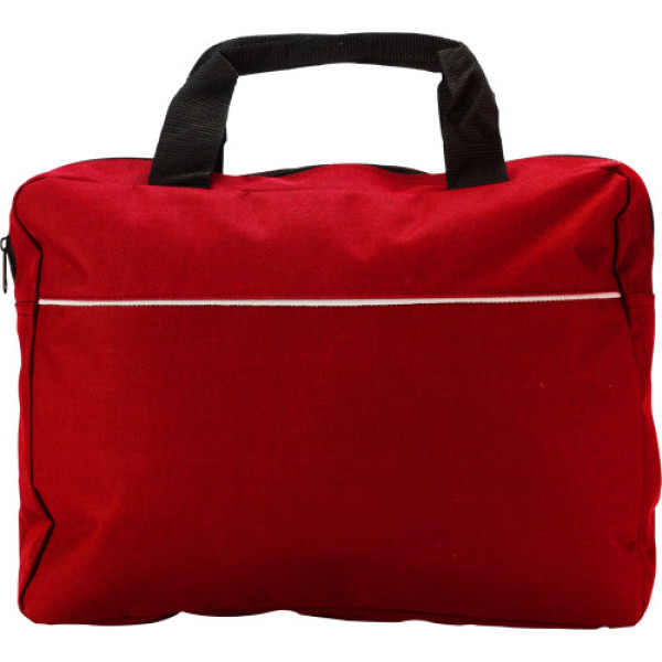 Polyester (600D) document bag