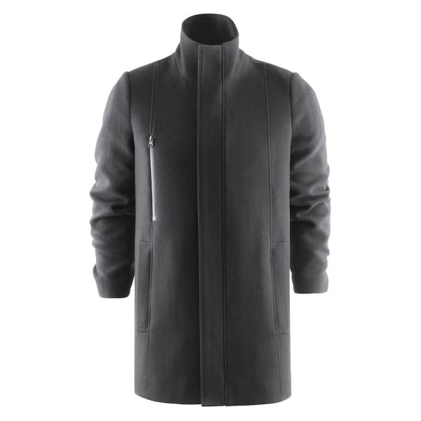 J.HARVEST & FROST HYBRID WOOL COAT