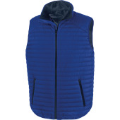 Bodywarmer thermoquilt royal blue / navy xl