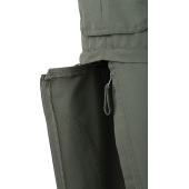 Ladies' Zip Off Pants - carbon