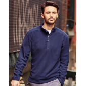 Men's 1/4 Zip Microfleece
