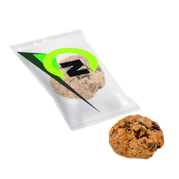 Bedrukte Chocolate chip koekje