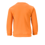 Round Sweat Heavy Junior oranje
