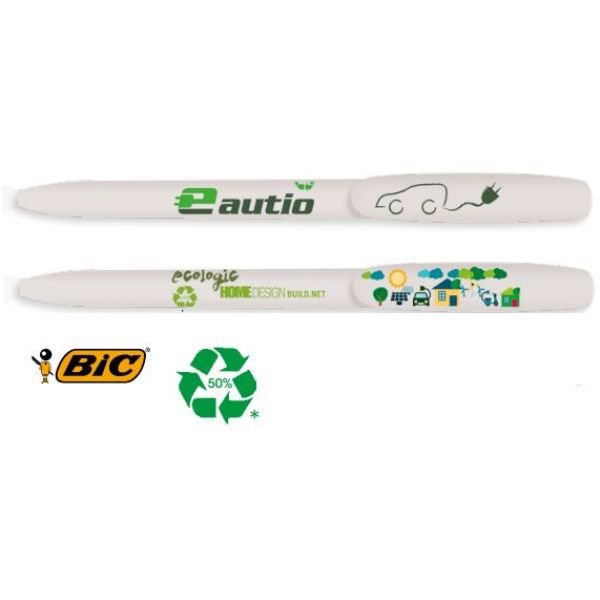 Bic Super Clip Digital Ecolutions balpen