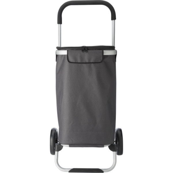 Polyester (320-330 gr/m²) cooler, shopping trolley