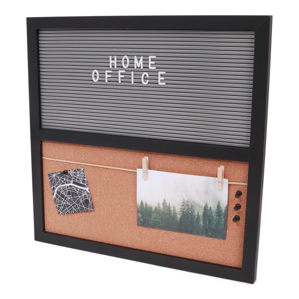 SENZA Home Office Letterbord