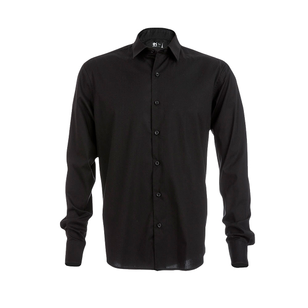 THC PARIS. Men's poplin shirt