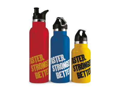 Eevo-Sport ColourCoat Bottle
